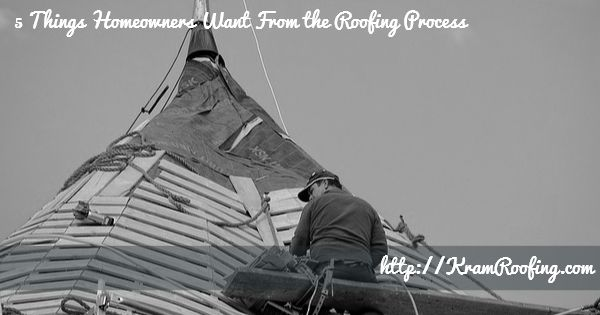 Homeowner tips for working with roofing contractor