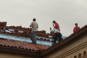 commercial roofing K-Ram Roofing company