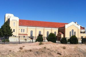 K-Ram Roofing Contractor in church project in Albuquerque NM