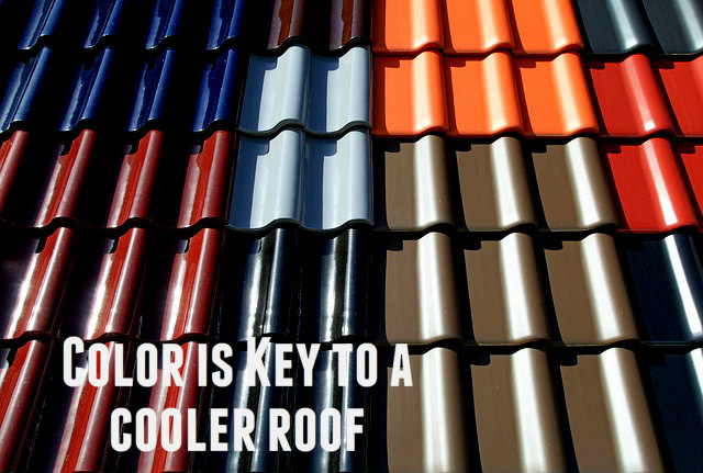 Shingles can keep a home cool - K-Ram Roofing Albuquerque